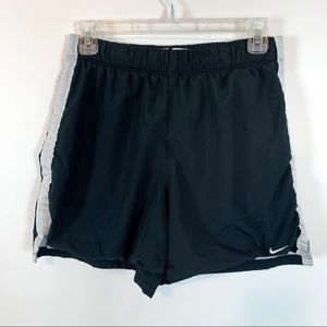Nike Performance Ladies Black Shorts Size Small